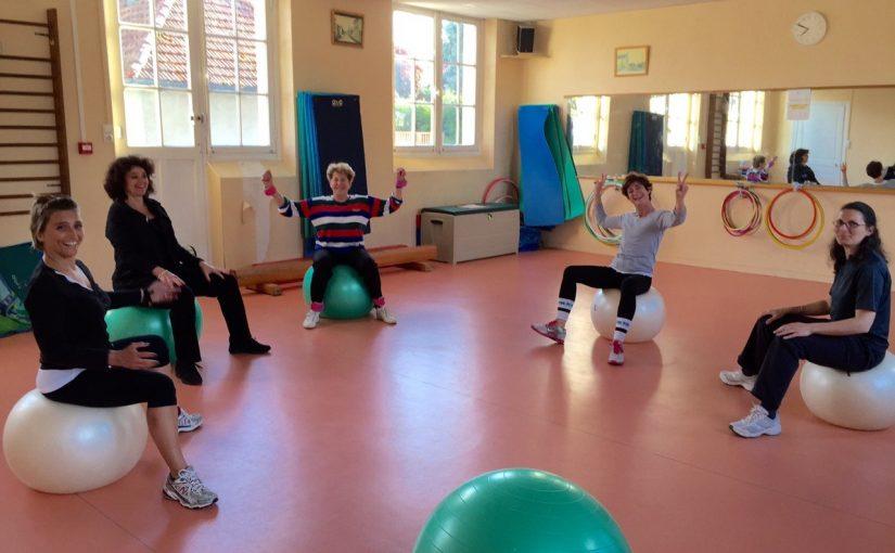 Gymnastique adultes & séniors
